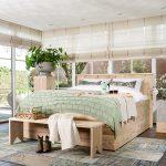 Steigerhout bed Modern 3.0