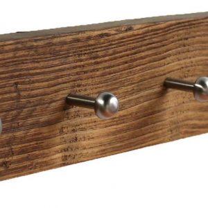 Wimpy Designs | Kapstok in gebruikt steigerhout met 5 knoppen