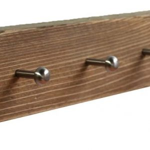 Wimpy Designs | Kapstok in hergebruikt steigerhout met 7 knoppen
