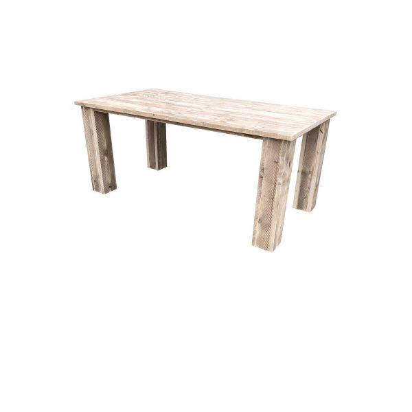 Wood4you - Tuintafel - Texas Steigerhout 150lx78hx90d Cm