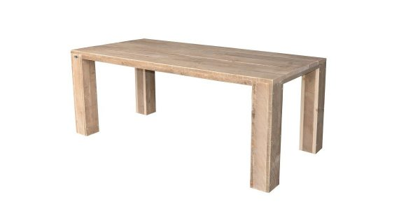Wood4you - tuintafel Chicago Steigerhout 150Lx78Hx74D cm
