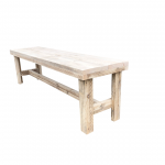 wood4you – Tuinbank Rotterdam steigerhout -120Lx43Hx36D cm