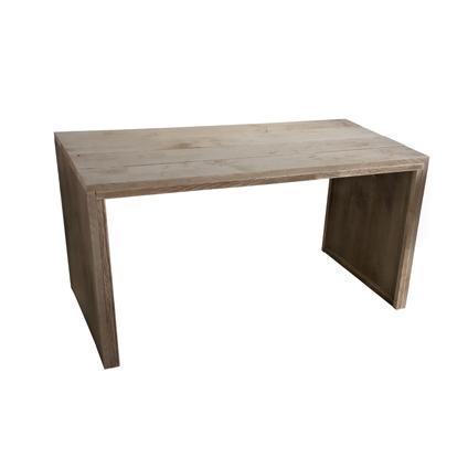 Wood4You tafel Amsterdam bouwpakket steigerhout 150x73cm