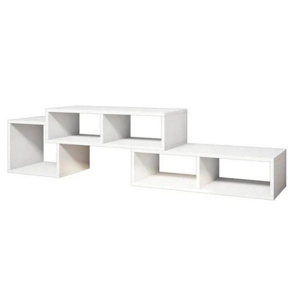 Homemania Tv-meubel Armonia 170x29,5x41,8 Cm Wit